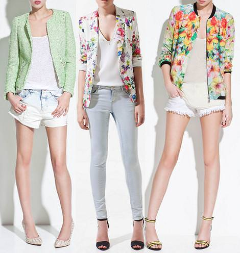 primavera zara 2014 primavera mujer chaquetas mujer chaquetas zara UwFYPqHOWP