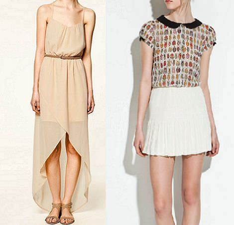 Para Nueva Zara Ropa Trafaluc Primavera De 2012Demujer La Moda E2H9WDI