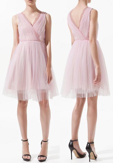 Zara vestidos de fiesta verano 2012