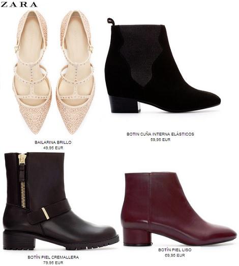 zapatos de zara otoño 2013