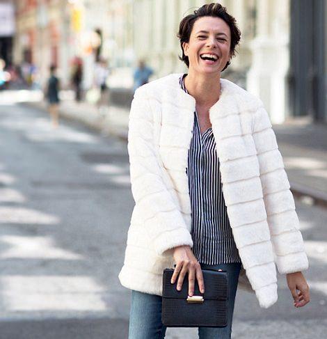 Streetstyle Zara Tendencias Oto O Invierno 2015 Demujer Moda