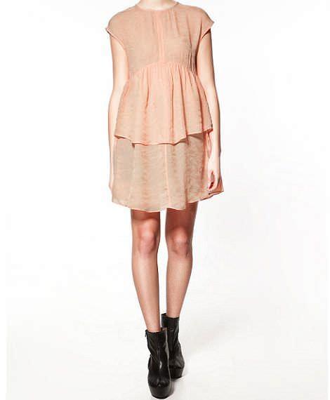 novedades de Zara primavera 2012