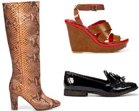 zapatos de rebajas de zara
