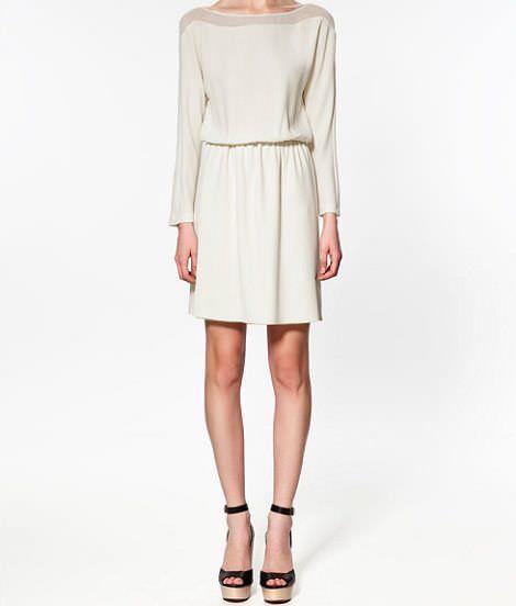 vestidos de zara primavera 2012 novedades
