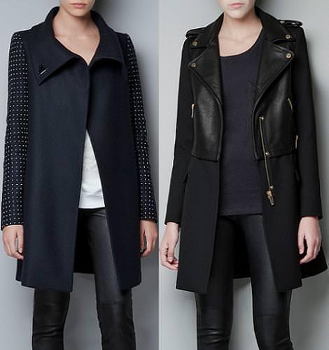 Abrigos moda otoño invierno 2012 2013