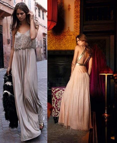 vestidos de bdba otoño invierno 2014 2015