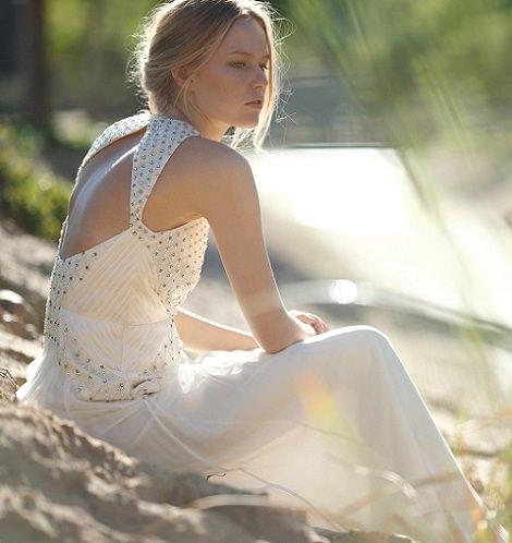 vestidos de novia de bdba primavera verano 2014