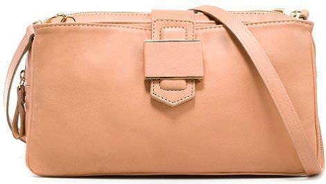bolso rosa  de Zara