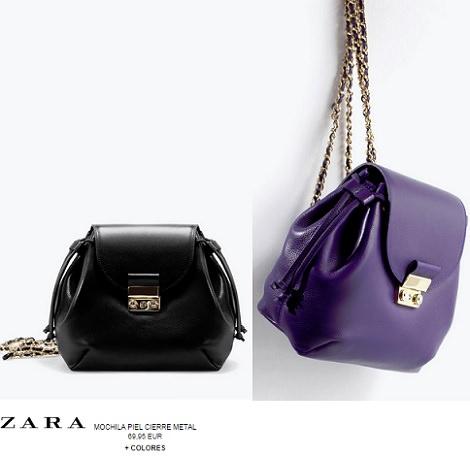 mochilas  de moda otoño invierno 2015