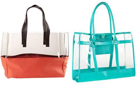 Bolsos de playa 2012 de H&M