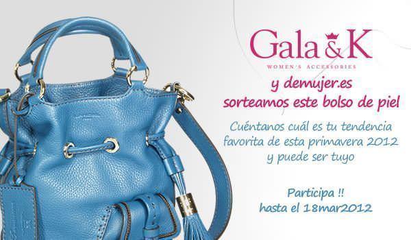 Sorteo bolso de Gala & K