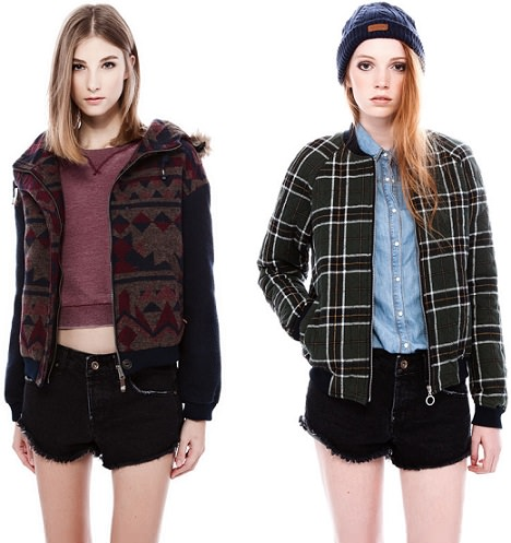 chaquetas y cazadoras de invierno para vestir a la última