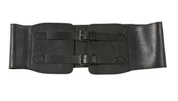 cinturón corsé