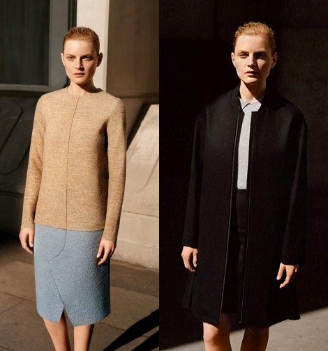 Cos Catálogo Women 2015 Invierno Moda Demujer 2014 Otoño rarS5Twq