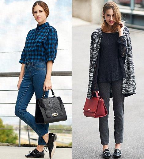 pantalones el armario de la tele otoño invierno 2014 2015