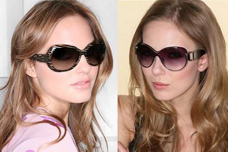 gafas de inspiración retro