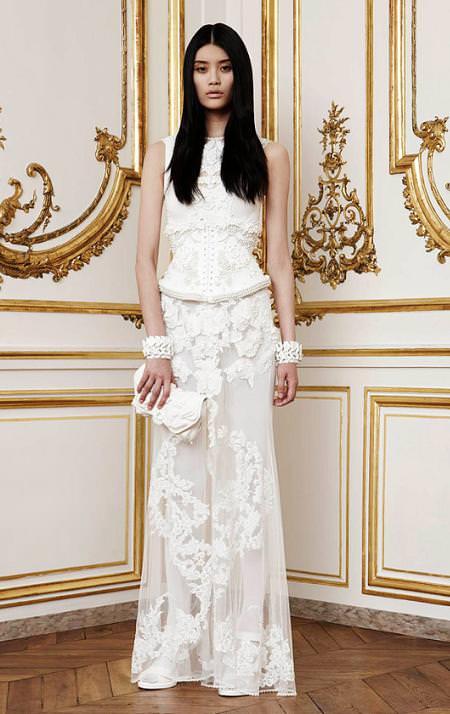 Givenchy alta costura otoño invierno 2010 2011