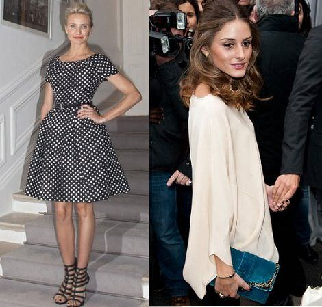 las it girls en la paris fashion week