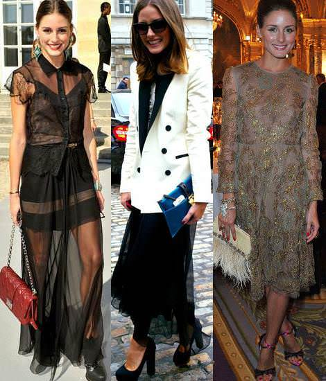Las It Girls marcadoras de tendencias