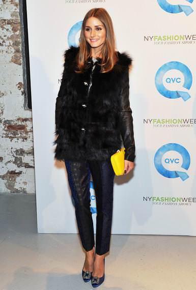 Olivia Palermo y su estilo en la New York Fashion Week
