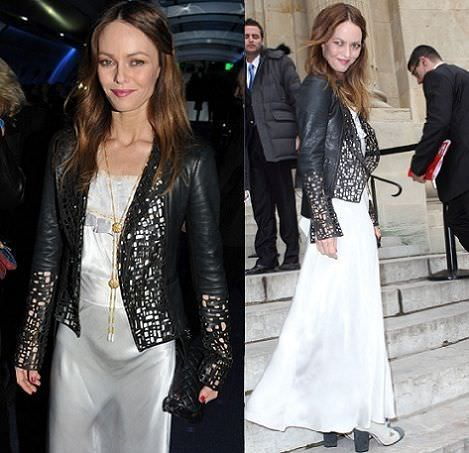 it girls en la paris fashion week vanessa paradis