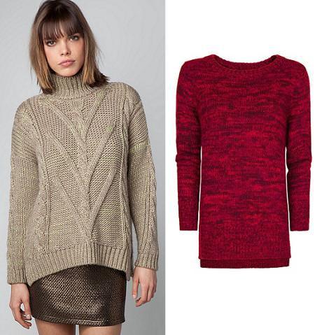 Moda otoño invierno 2012 2013 : jerseys