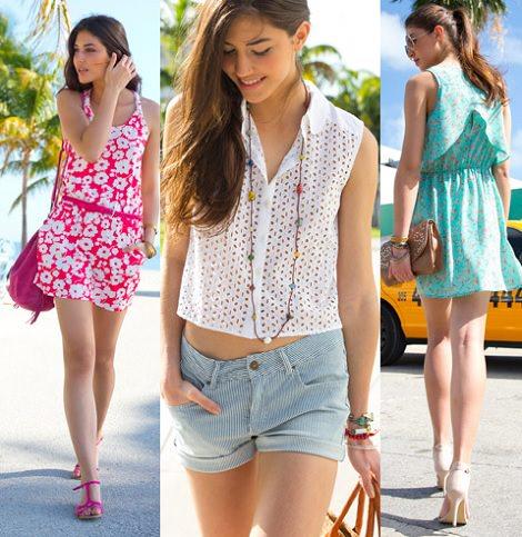 vestidos de la redoute verano 2014