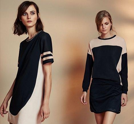 ropa sport de Lefties mujer invierno 2014 2015