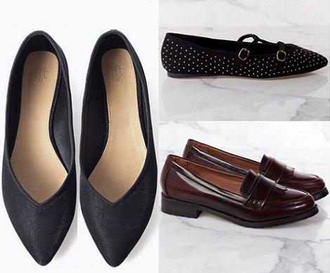 zapatos de Lefties otoño invierno 2014 2015