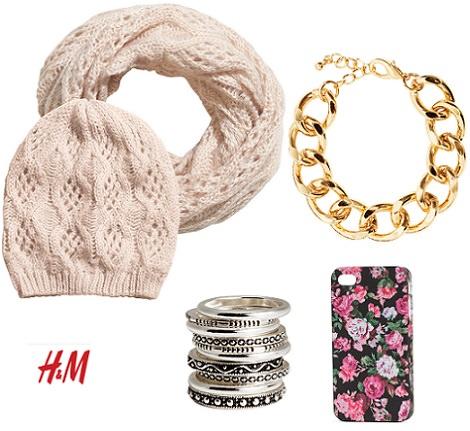 regalos de Navidad por menos de 15 euros de h&m