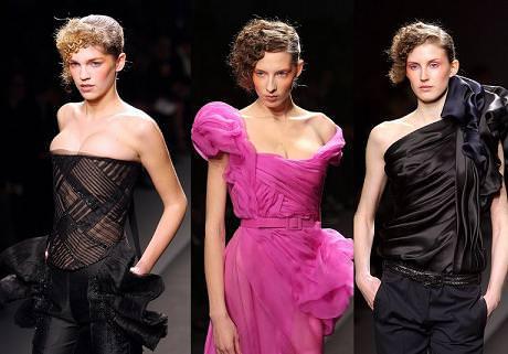 Christophe Josse, moda primavera verano 2009