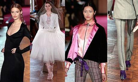 Alexis Mabille, moda primavera verano 2009