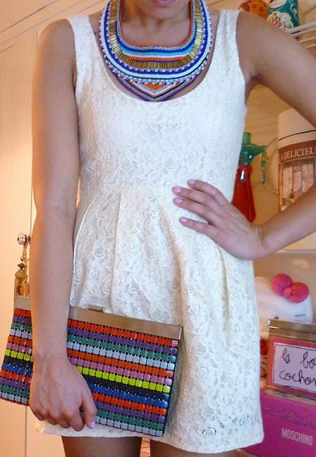 Cuellos de Zara primavera 2010