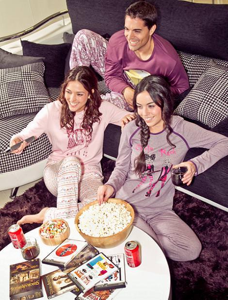 Pijamas y homewear de Parami