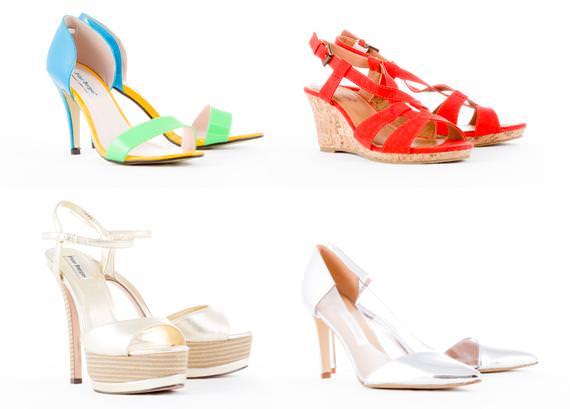 Pilar Burgos zapatos y bolsos primavera verano 2013