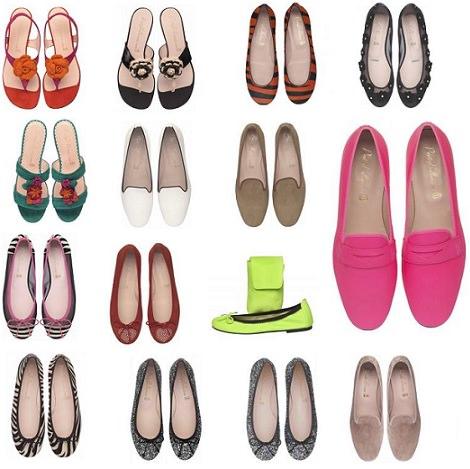 la coleccion de pretty ballerinas primavera verano 2013