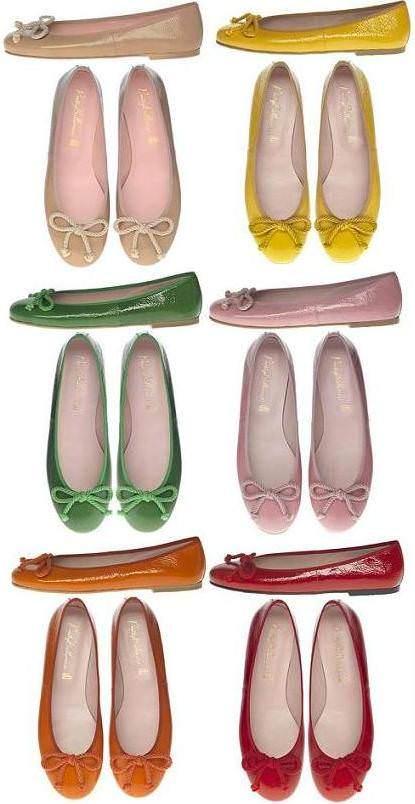 Pretty Ballerinas primavera verano 2012