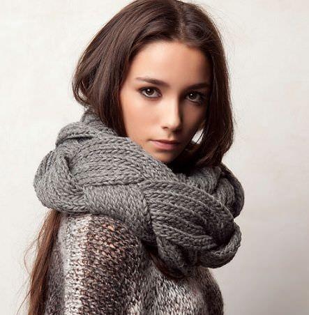bufandas de Pull and Bear ¿cunden más de lo que cuestan?