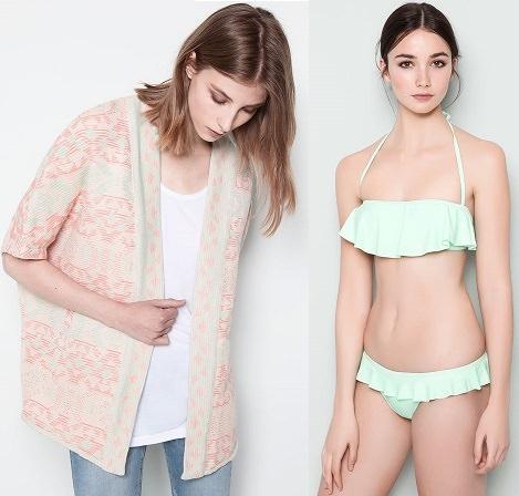 bikinis de pull and bear verano 2014