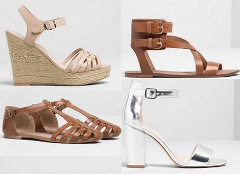 zapatos de pull and bear verano 2014