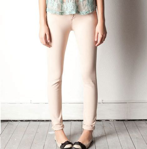 pantalon de pull and bear