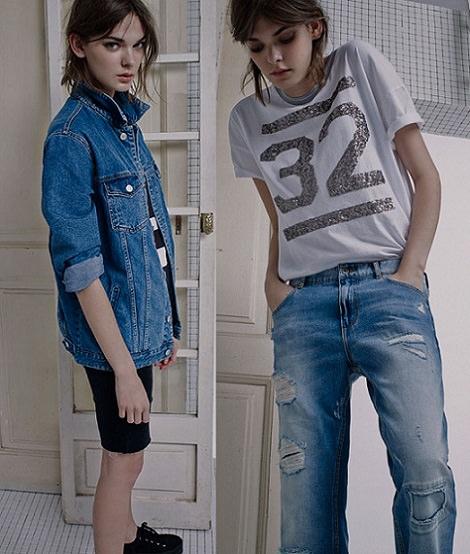 jeans de pull and bear otoño 2014