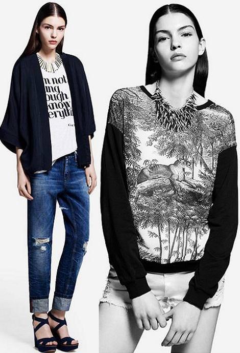 Pull and Bear moda primavera verano 2013