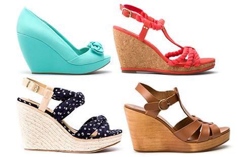 Pull and Bear zapatos verano 2012