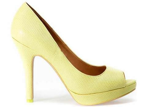 Zapatos Pull and Bear primavera 2012