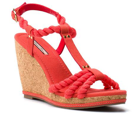 Zapatos de Pull and Bear primavera verano 2012