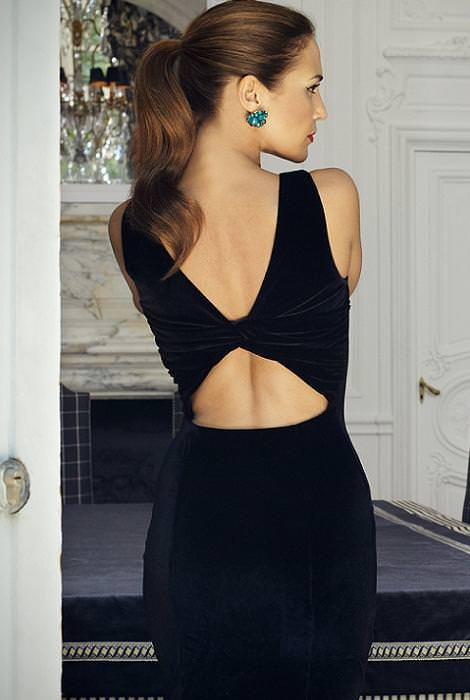 Looks y vestidos para Nochevieja 2012