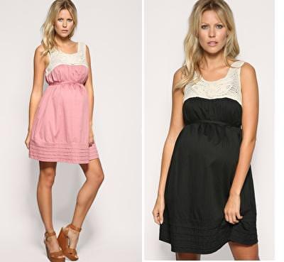 Las 8 tiendas de ropa premamá más fashion