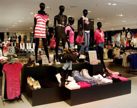 La tienda de ropa Shana