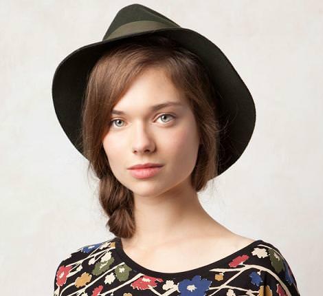 Sombreros del otoño 2011
